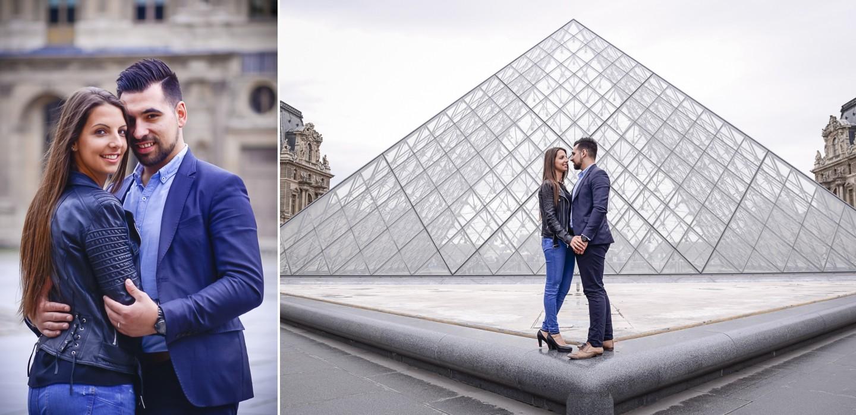 Pyramide du Louvre - Paris img2