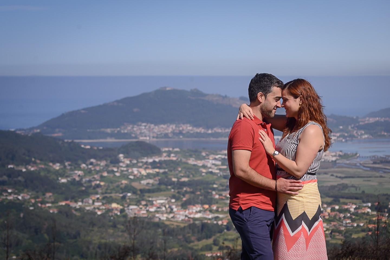 Sessão fotográfica de solteiros Ana gonçalves e Zé Miguel em Senhora das Neves Dem Caminha img4