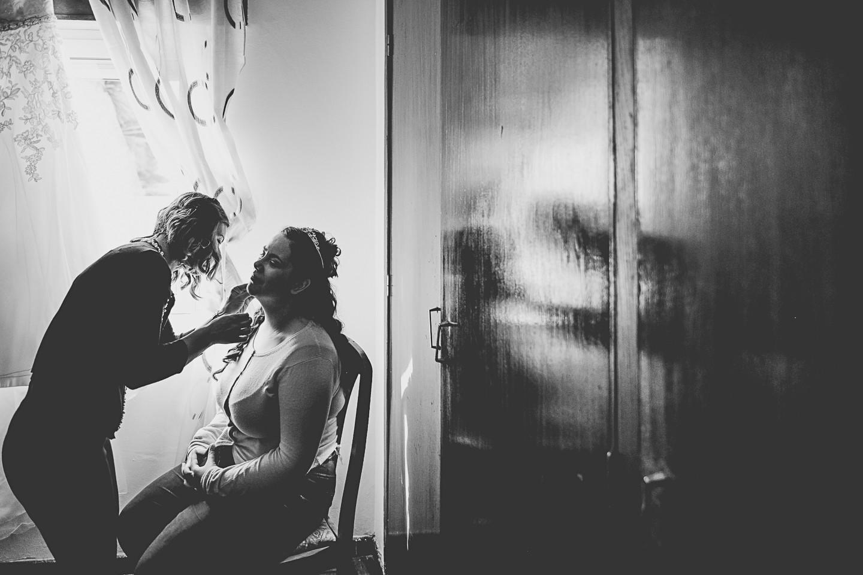 Maquilhagem da noiva Sara Fernandes