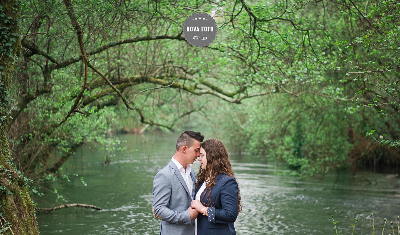 Sandra e Antonio :: O rio