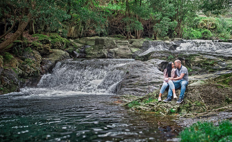 Angela e Jorge :: No rio