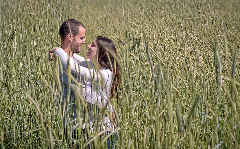 Adriana e Tiago um olhar