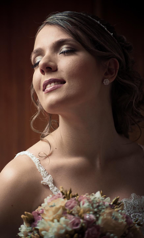 A noiva Filipa Peres