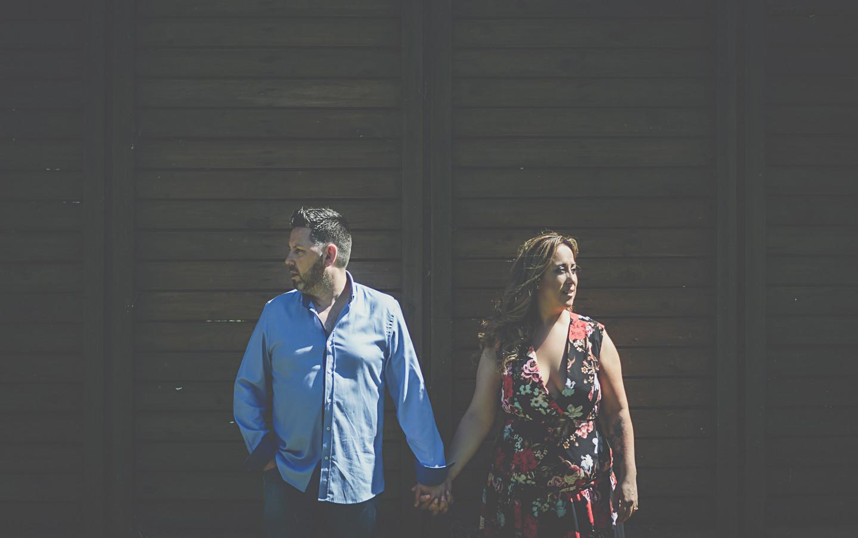 Sílvia e António os noivos