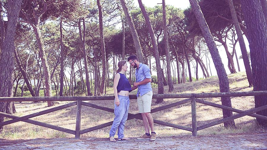 Sessão de solteiros Marisa & Silvestre 001